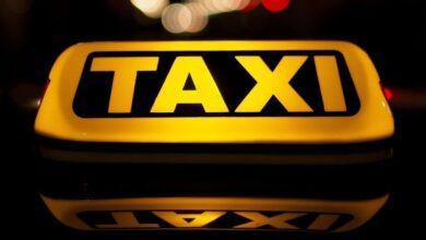 صورة كيف اطلب تاكسي